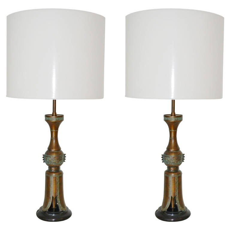 this pair of hollywood regency style table lamps is no longer. Black Bedroom Furniture Sets. Home Design Ideas