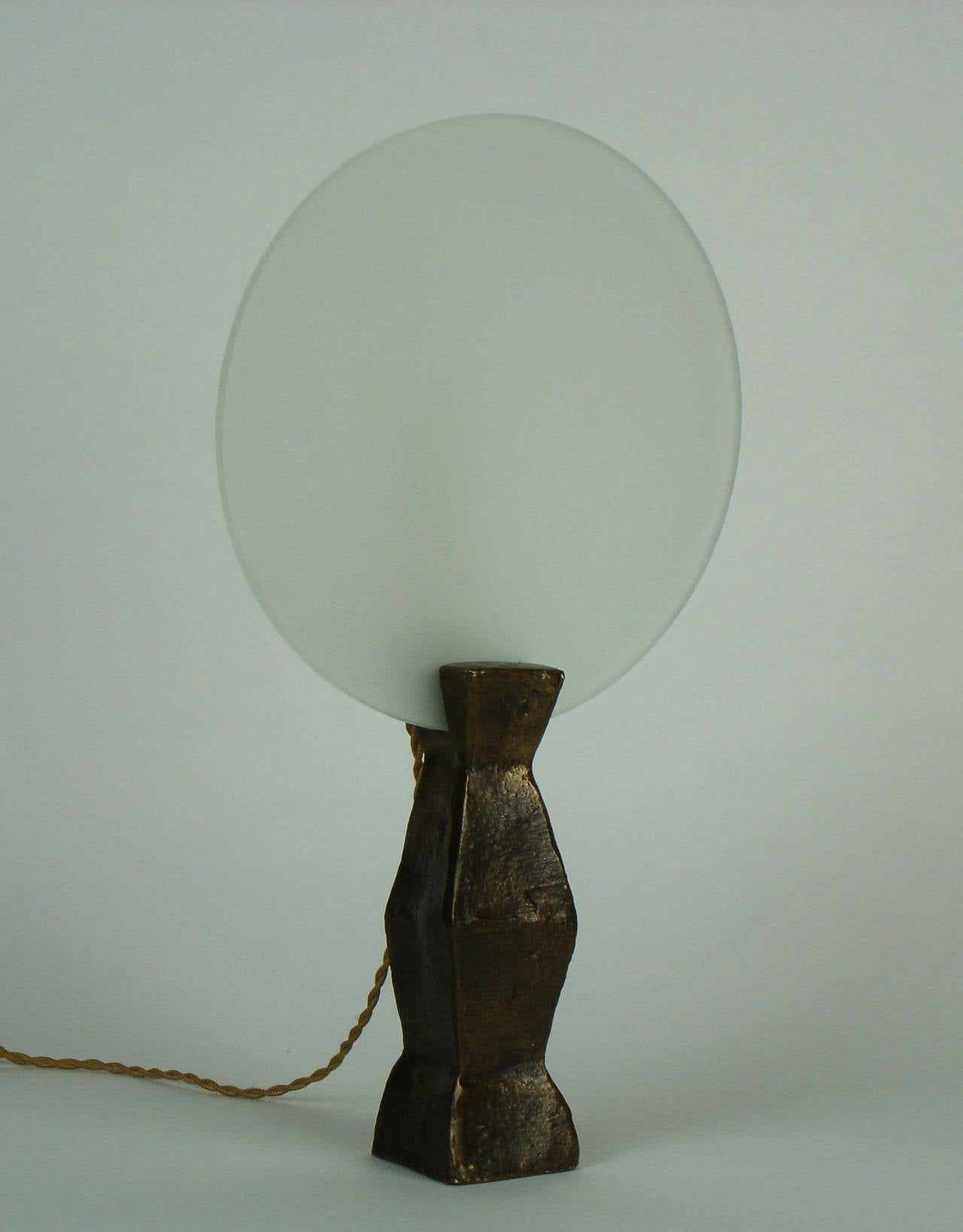 Quot Lune Quot A Garouste And Bonetti Table Lamp At 1stdibs