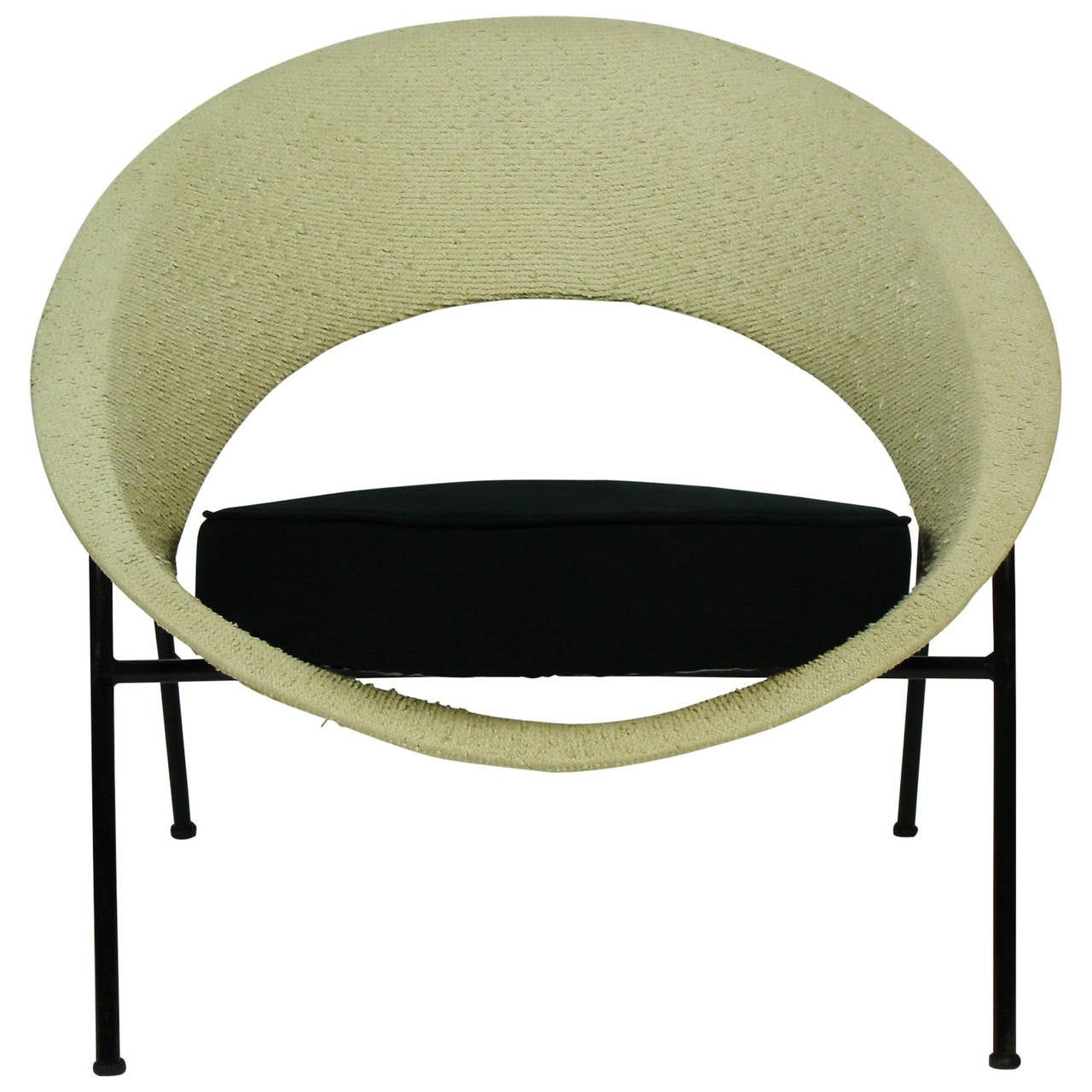 Quot Saturne Quot Armchair By Genevi 232 Ve Dangles And Christian