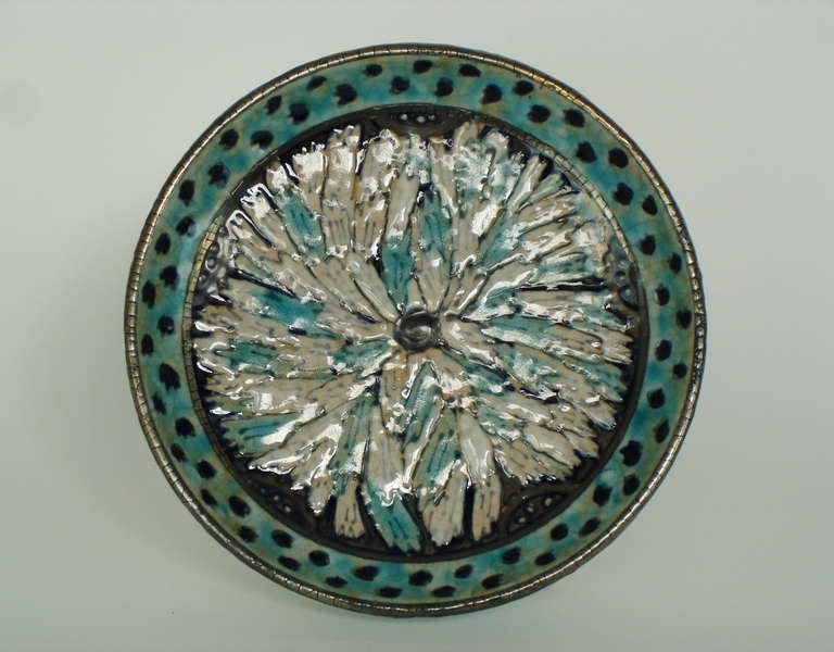3 Plates By Andr 233 Metthey At 1stdibs