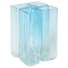 Ombre Vase by A. Barbini
