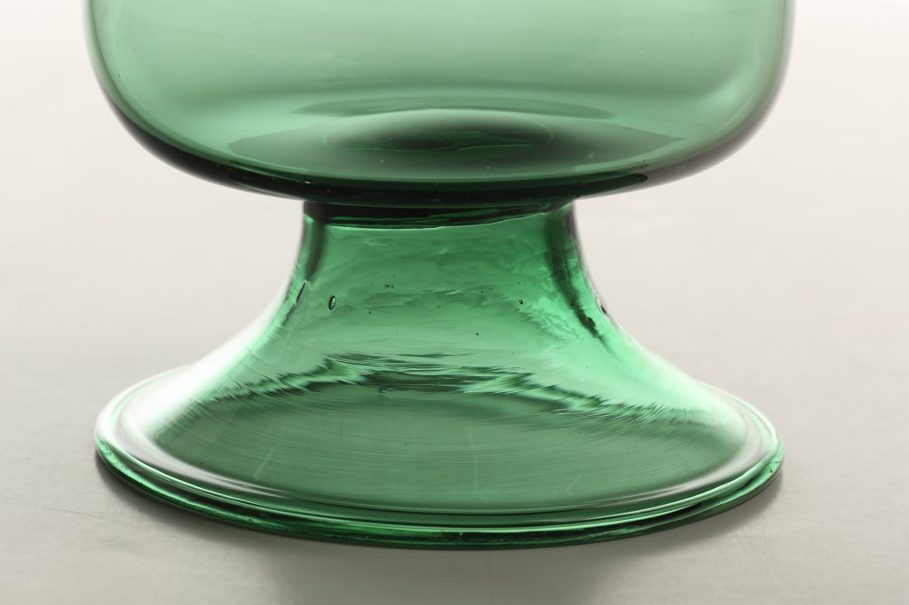 tall apothecary jar attributed to gio ponti at 1stdibs