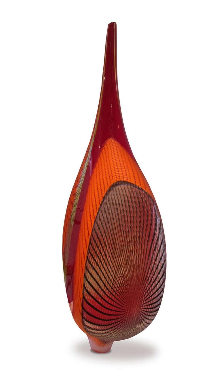 Large Glass Vessel : Bilbao