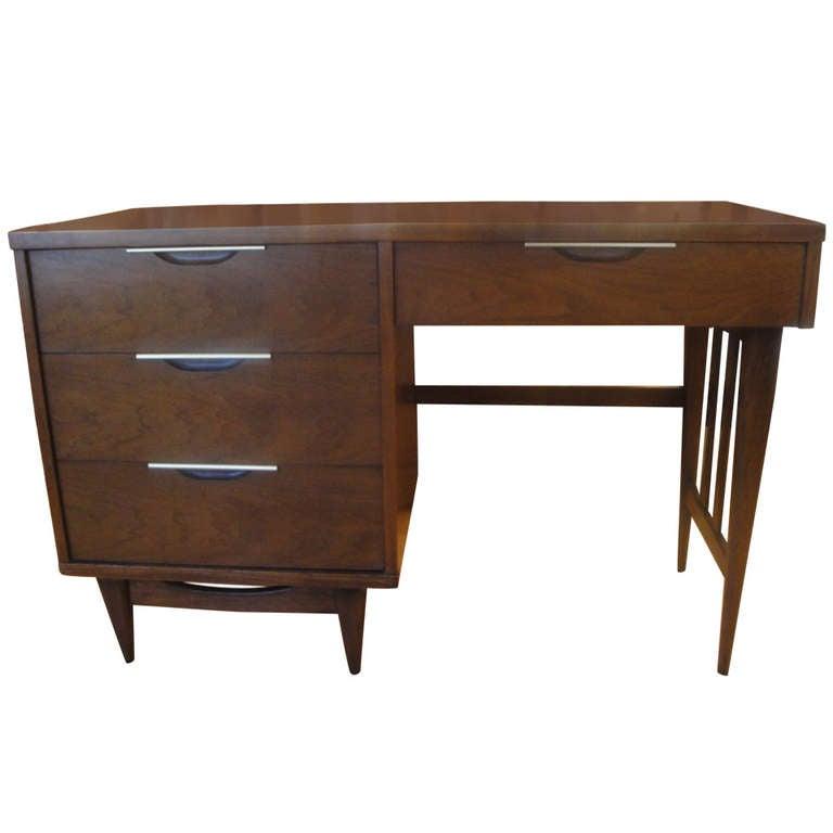 A Kent Coffey Writing Desk At 1stdibs