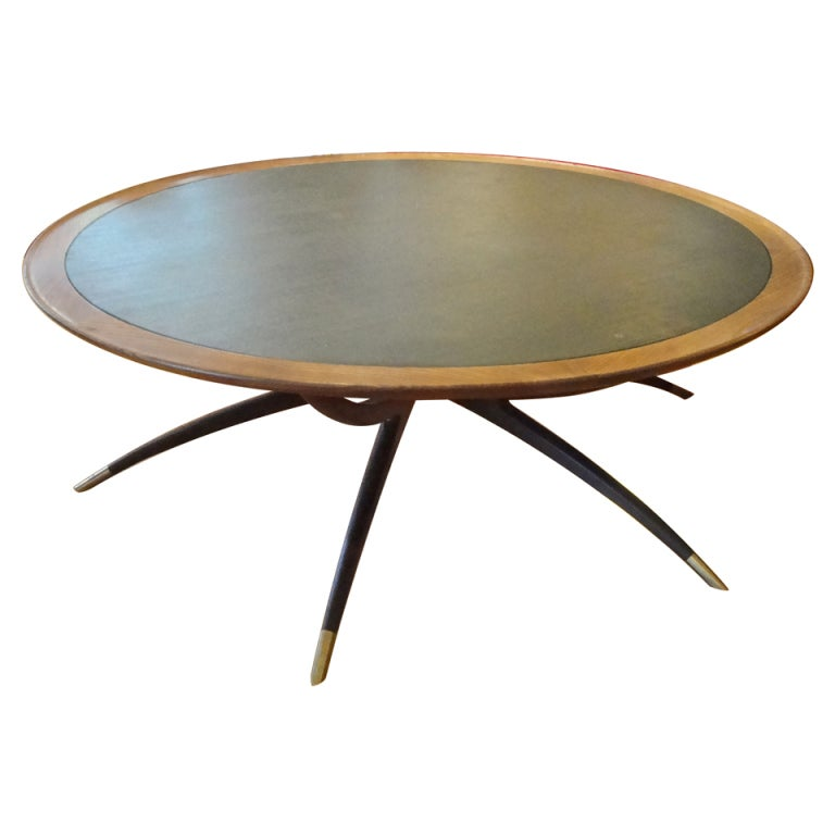 Danish Spider Leg Coffee Table at 1stdibs