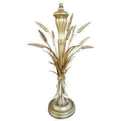 Frederick Cooper Sheaf of Wheat Table Lamp