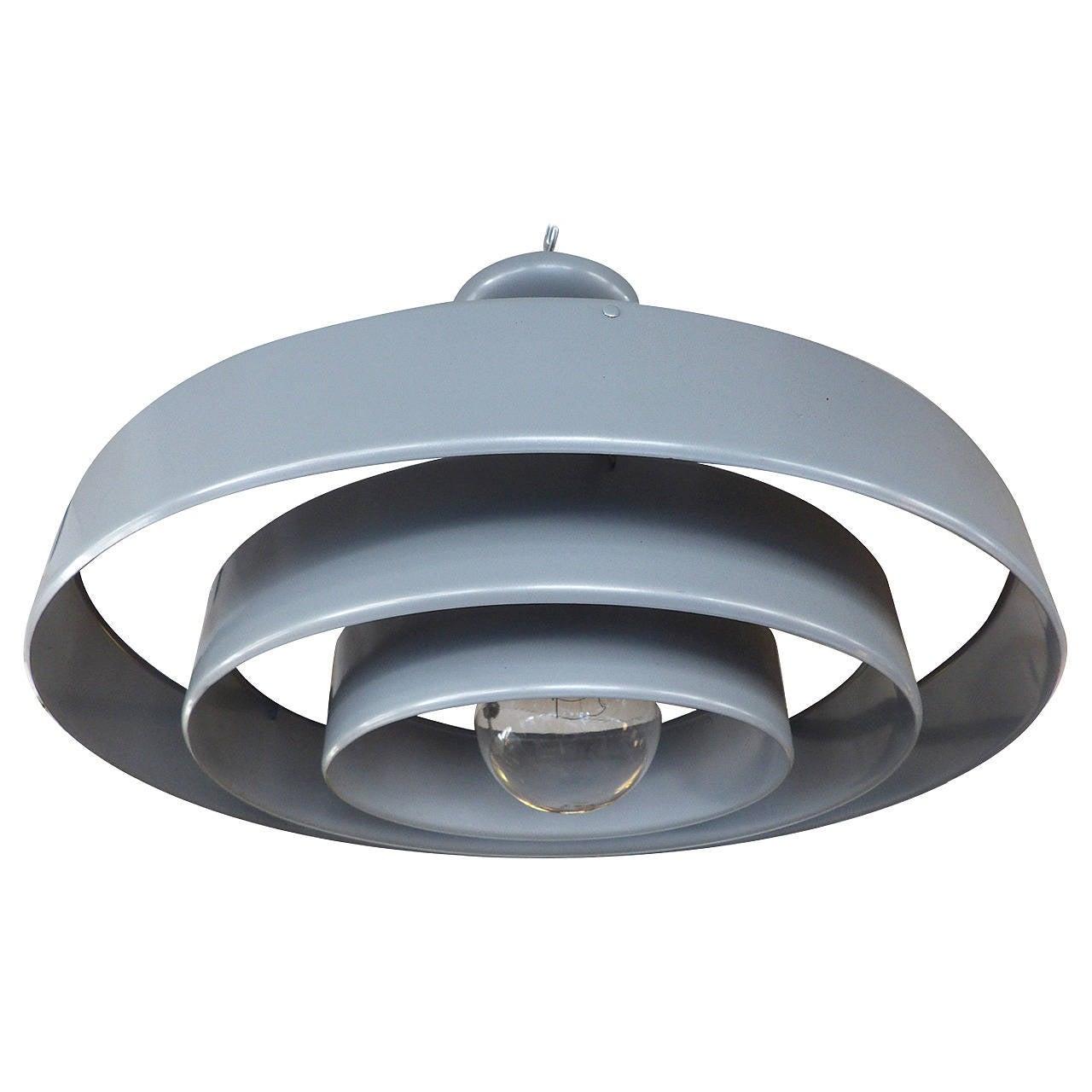 Steel lighting fixtures by prescolite at 1stdibs steel lighting fixtures by prescolite 1 arubaitofo Images