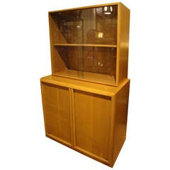 T.H. Robsjohn-Gibbings for Widdicomb Storage Cabinet