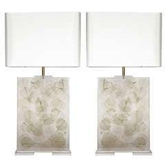 Pair of Lamps by Romeo Paris