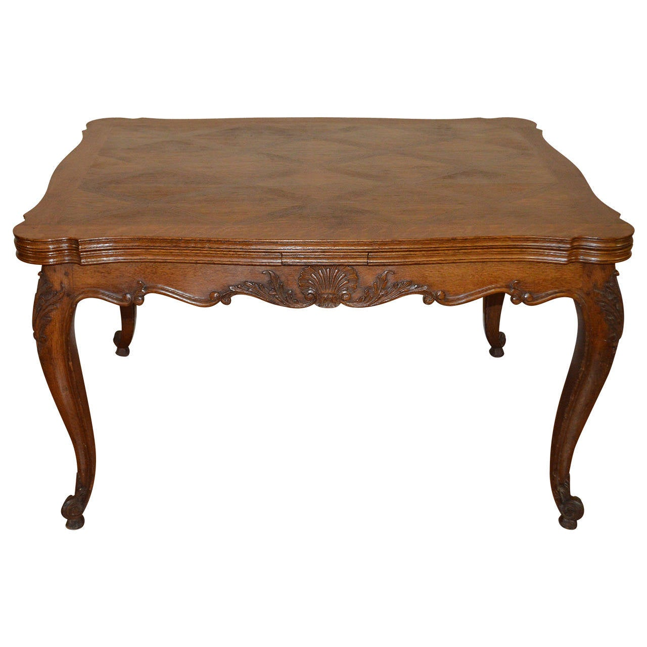 Louis xv style dining table from provence at 1stdibs - Table louis xv ...