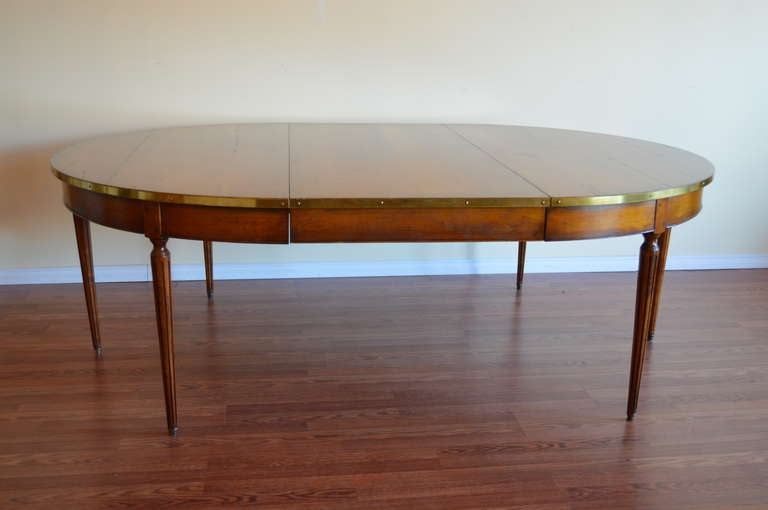 Louis Xvi Style Large Dining Table At 1stdibs