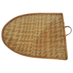 Flat Drying Basket with Handle