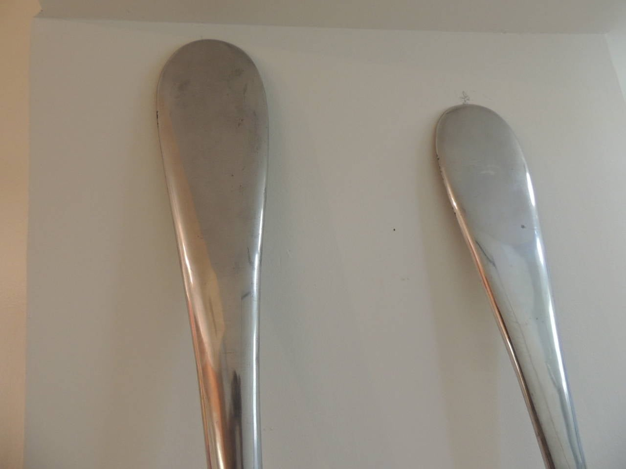 Extra Large Fork And Spoon Wall Decor from a.1stdibscdn.com