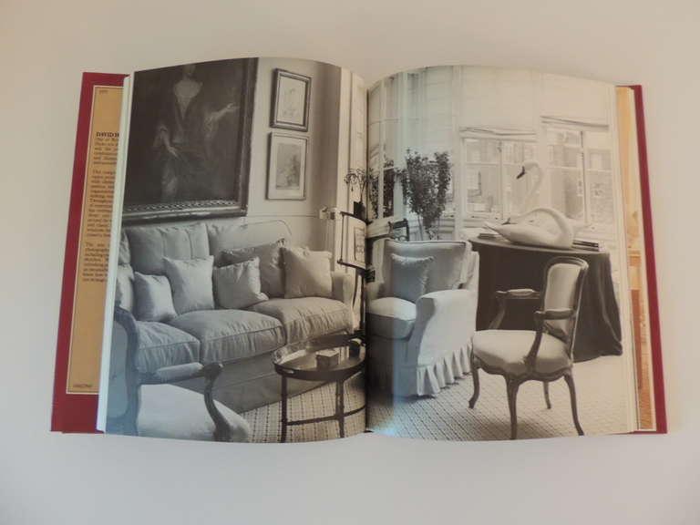 interior designer david hicks style and design first