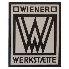 Wiener Werkstatte Book.