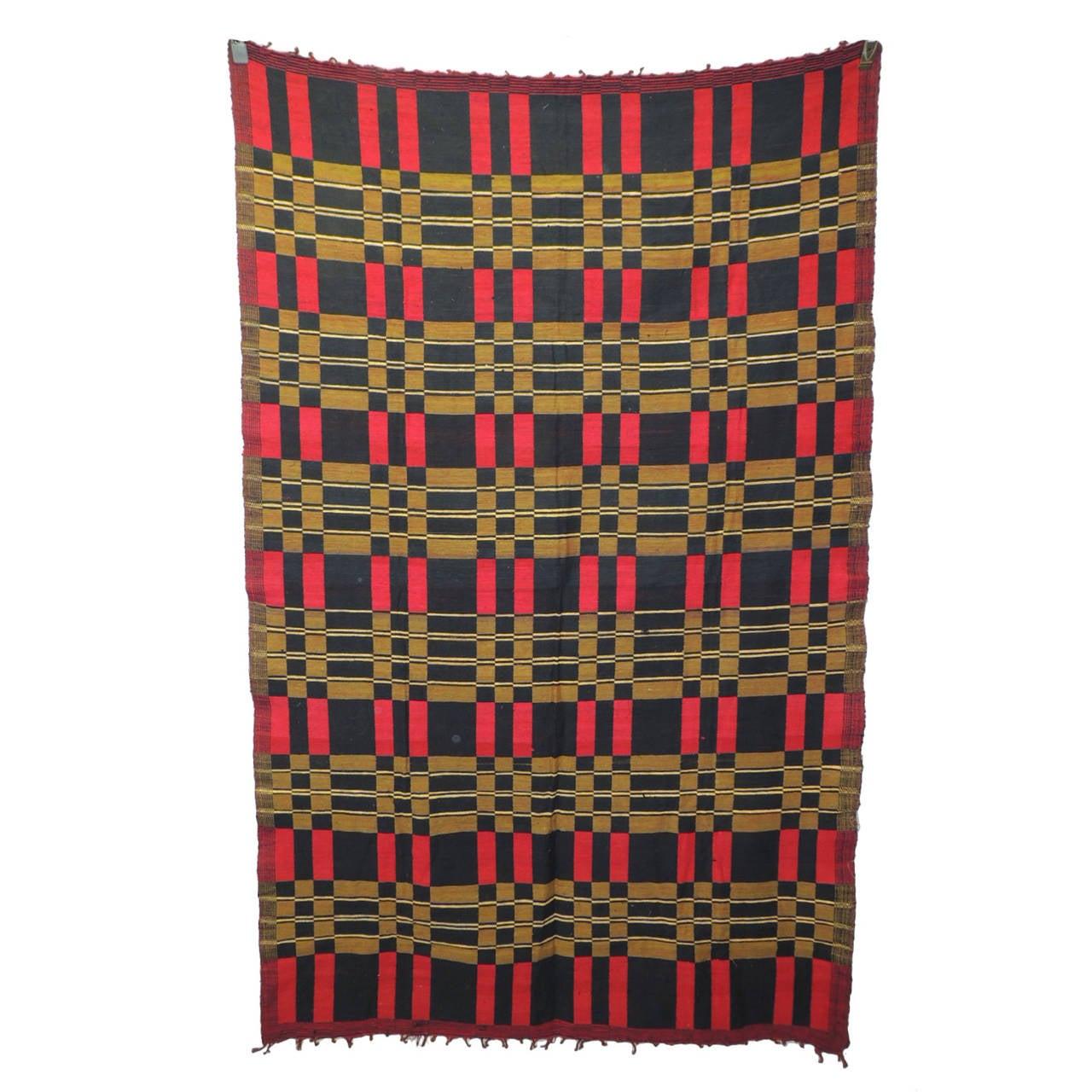 CLOSE OUT SALE: African Adire Antique Artisanal Textile
