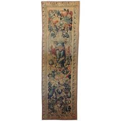 Flemish Antique Tapestry Panel