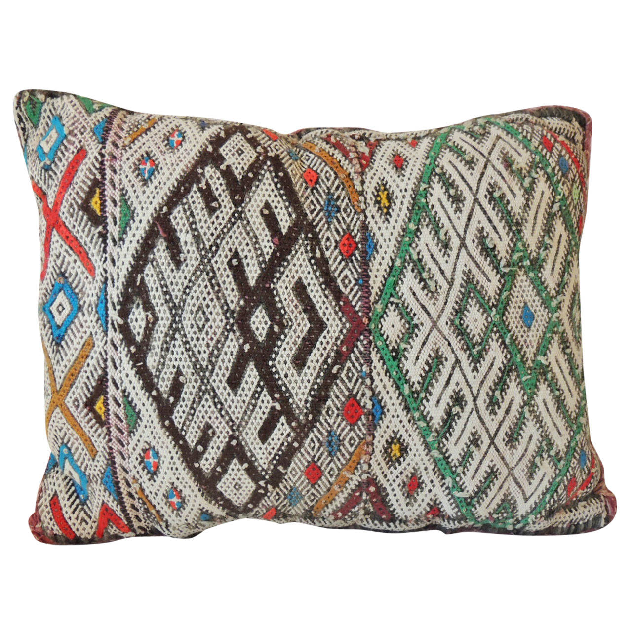 Throw Pillows Malum : Vintage Moroccan Pillow. at 1stdibs