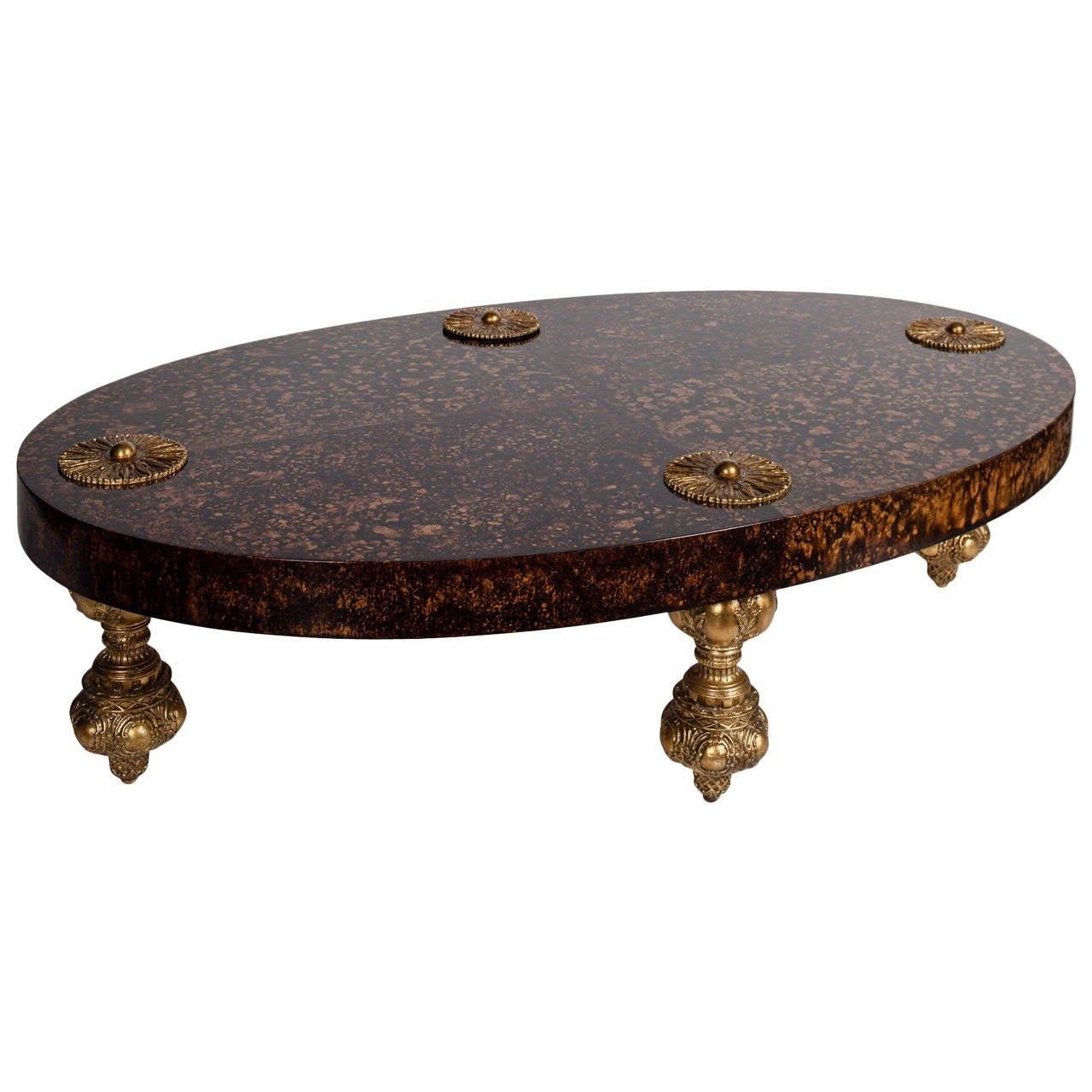 A French Baroque Style Coffee Table At 1stdibs