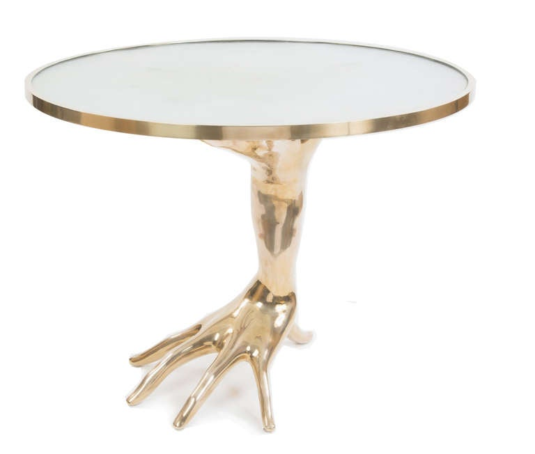 Limited Edition Bronze Dichotomy Table 3