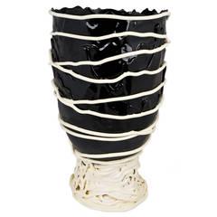 Corsi Extra Large Pompitu II Vase by Gaetano Pesce