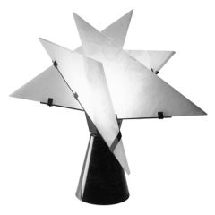 """21"""" Nun Table Lamp by Pierre Chareau"""