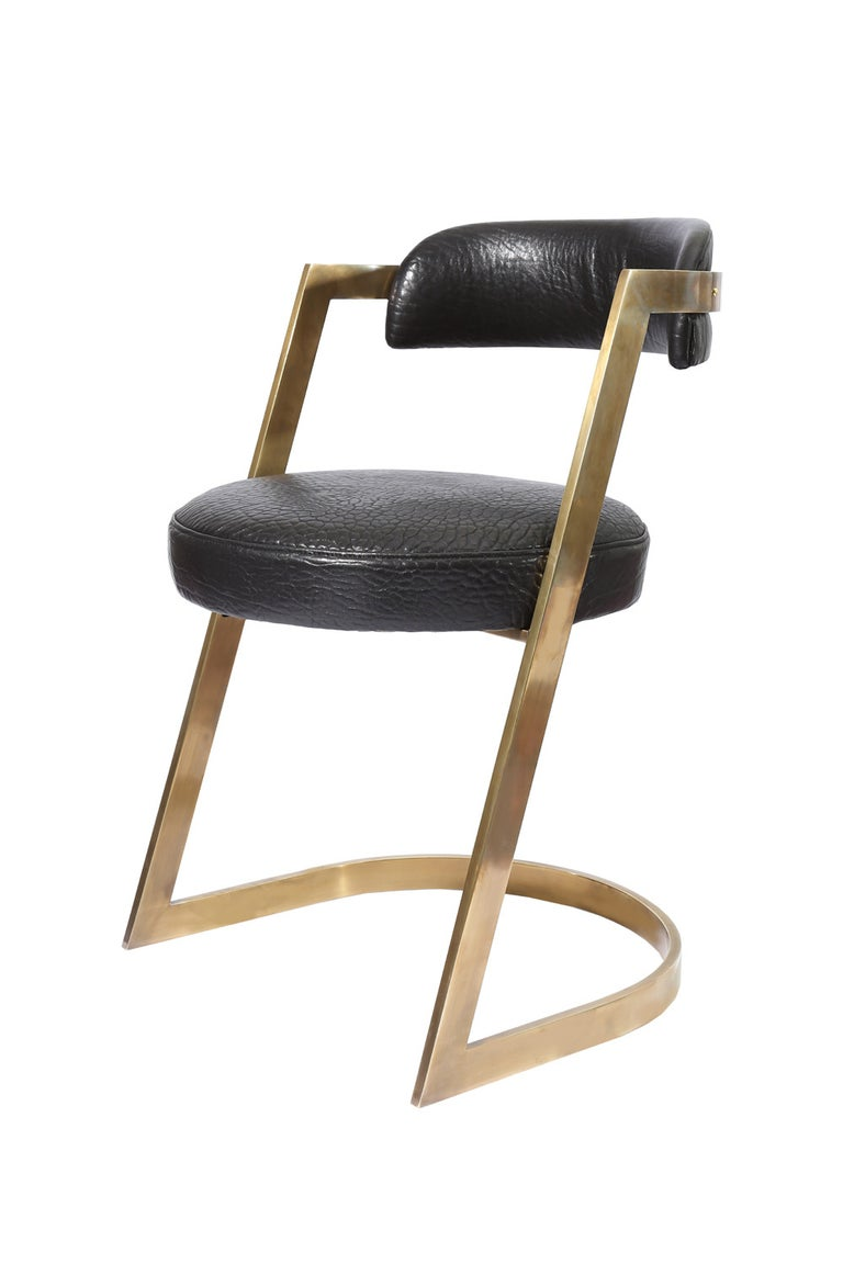 Studio Dining Chair by Kelly Wearstler For Sale
