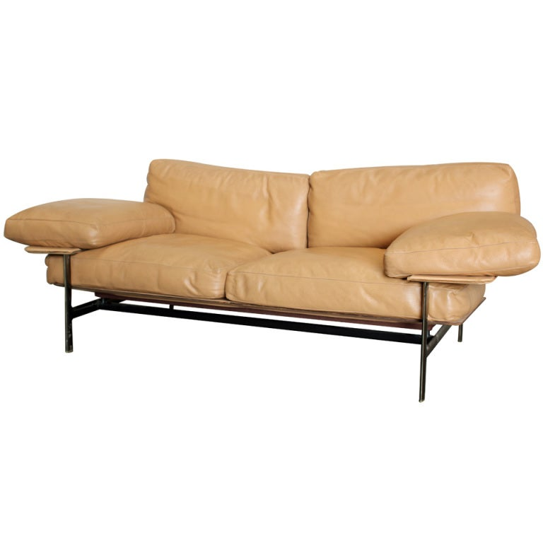 A 1970s Diesis Sofa By Antonio Citterio For B B Italia