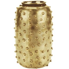 Studded Vase by Kelly Wearstler