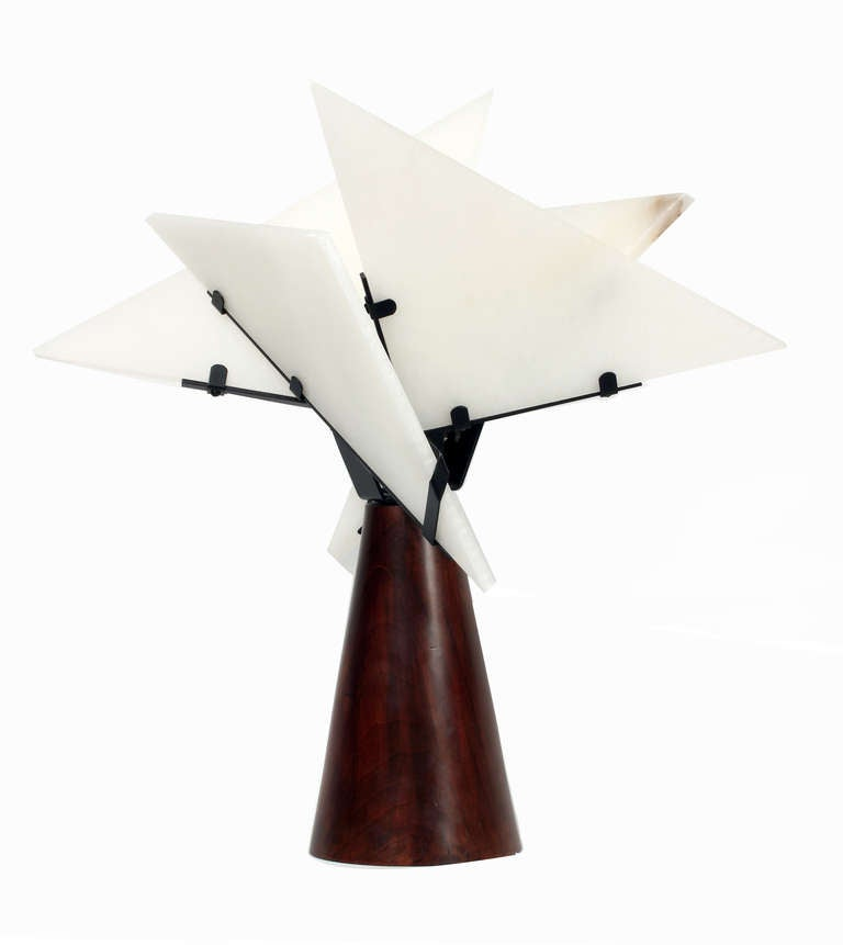 """Elk Lighting Pierre: 21"""" Nun Table Lamp By Pierre Chareau For Sale At 1stdibs"""