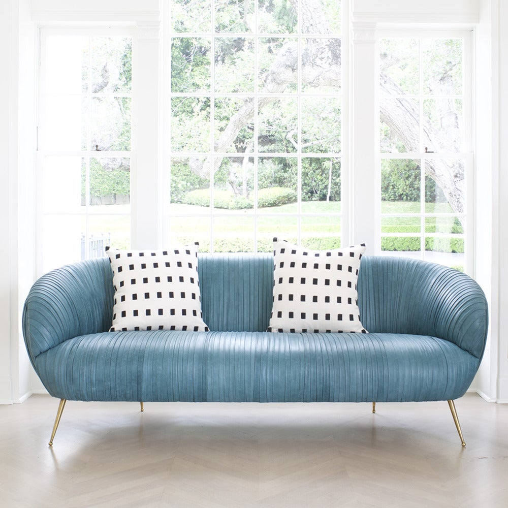 10 Fabulous Living Room Ideas By Kelly Wearstler: Souffle Settee For Sale At 1stdibs