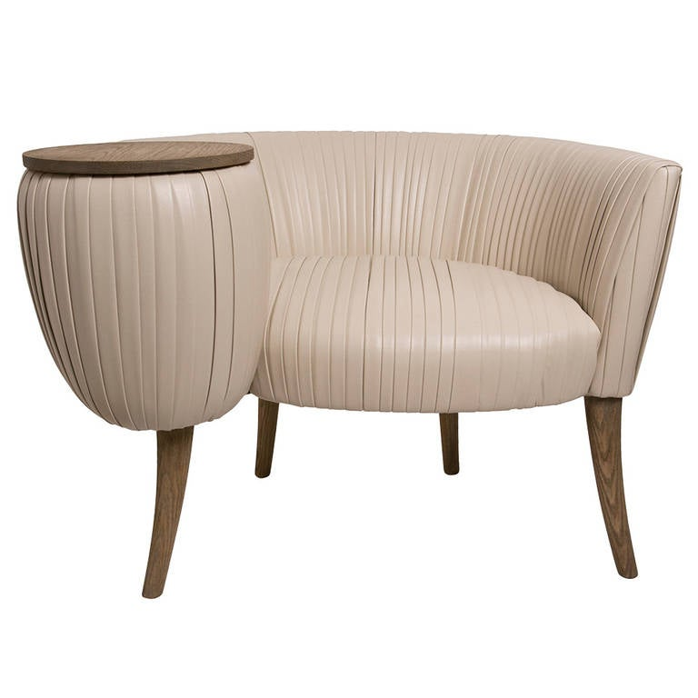 Souffle Cocktail Chair 1