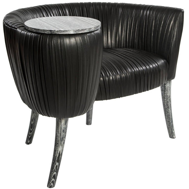 Souffle Cocktail Chair For Sale