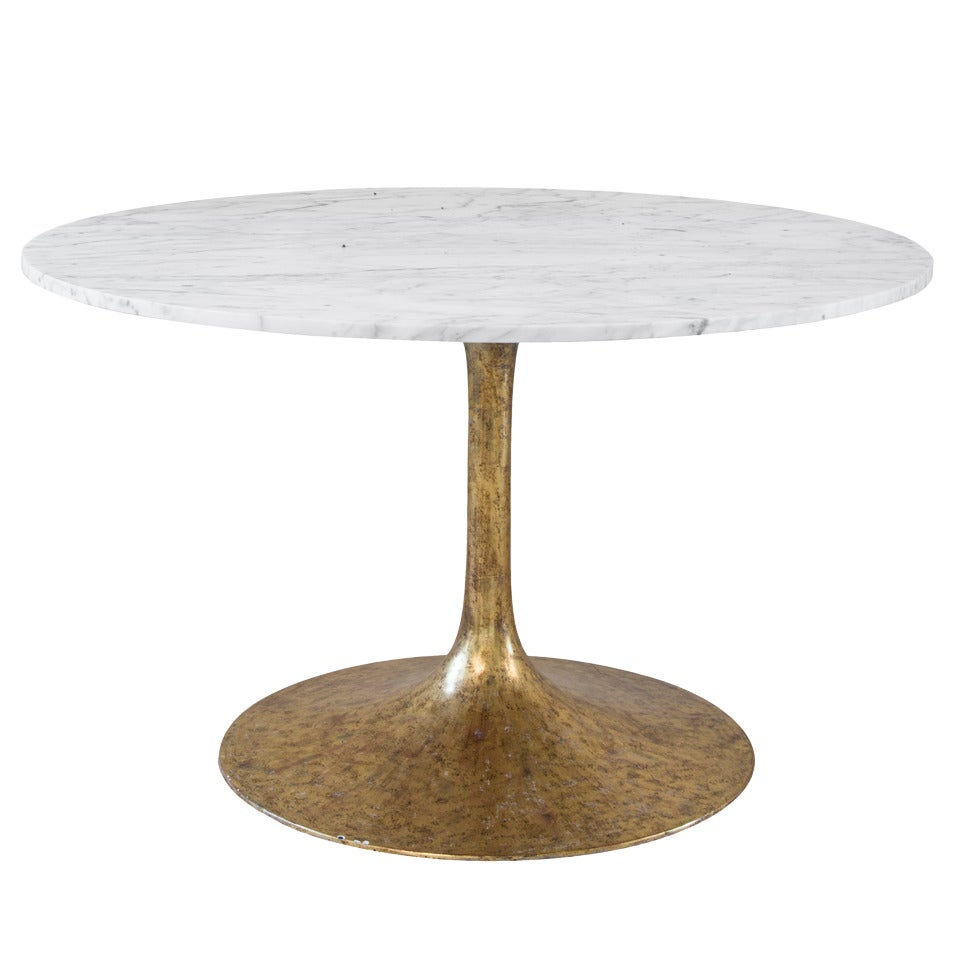 Iris Dining Table in Carrera Marble For Sale at 1stdibs : 1343084 1 from www.1stdibs.com size 960 x 960 jpeg 55kB