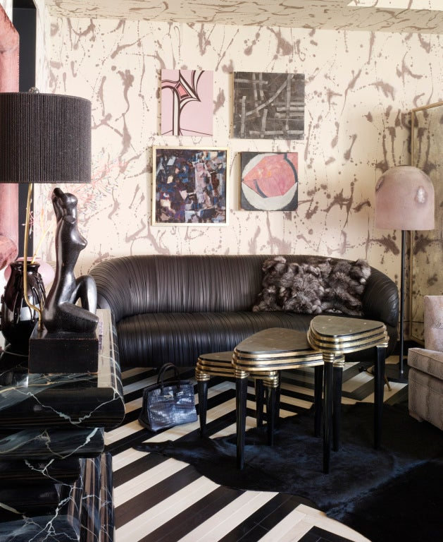 90 Best Images About Kelly Wearstler Interiors On: Souffle Sofa By Kelly Wearstler At 1stdibs