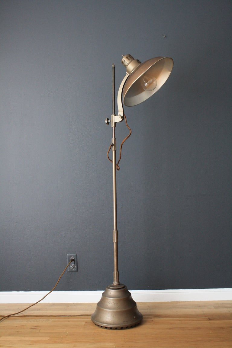 Vintage Mid Century General Electric Sun Lamp At 1stdibs