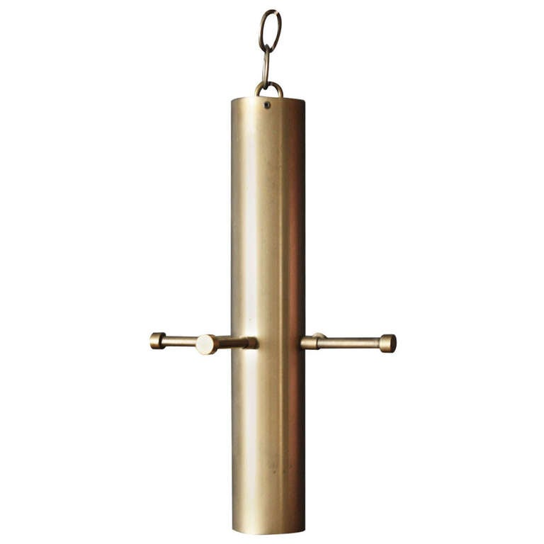 this vintage mid century brass hanging lamp is no longer available. Black Bedroom Furniture Sets. Home Design Ideas