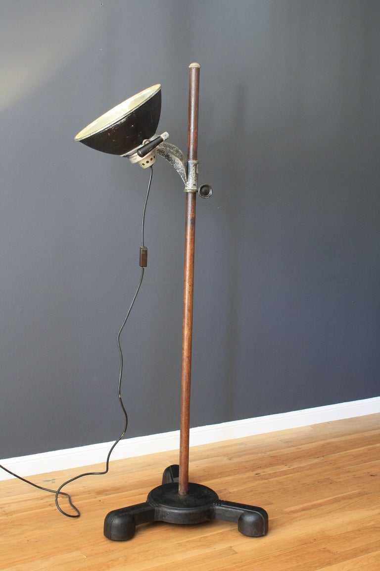 this vintage castle lights industrial floor lamp is no longer. Black Bedroom Furniture Sets. Home Design Ideas