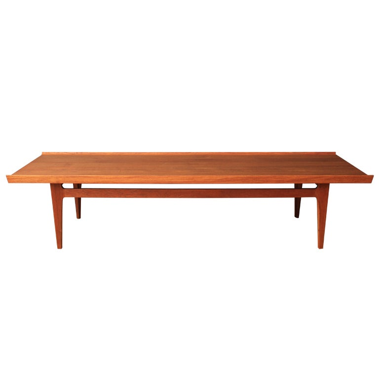 Xxx Modern teak coffee table