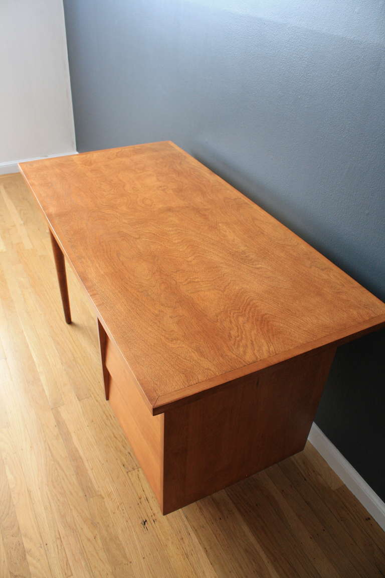Vintage Mid Century Desk By Florence Knoll At 1stdibs