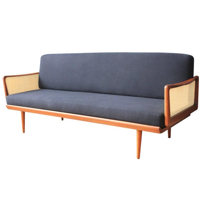 Vintage Sofa Daybed By Peter Hvidt At 1stdibs