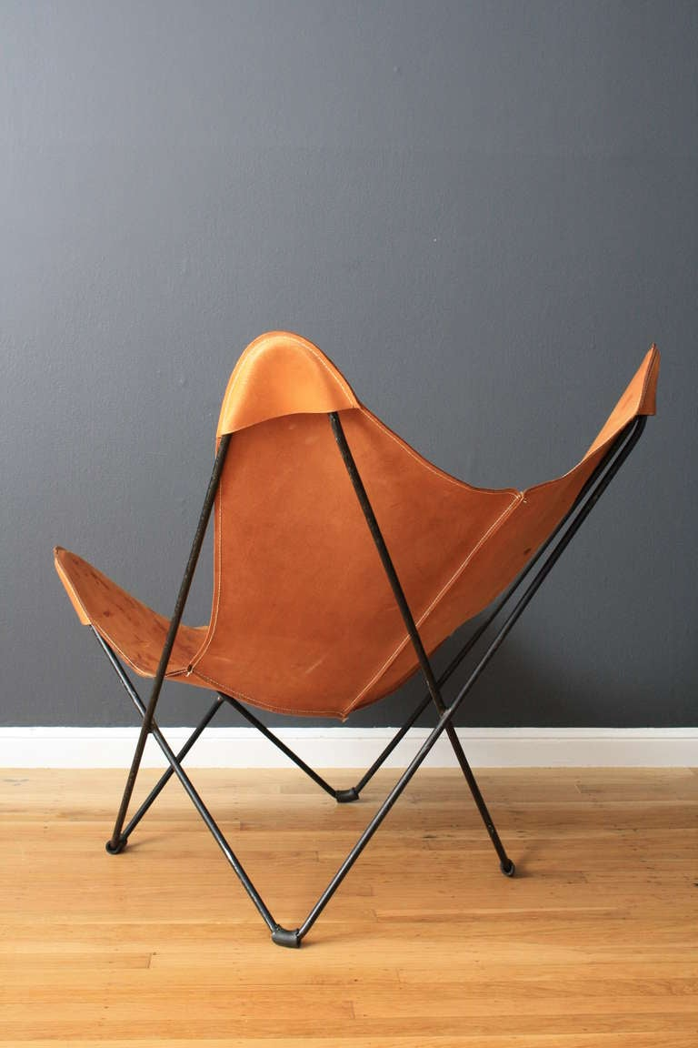 Vintage Mid Century Butterfly Chair At 1stdibs
