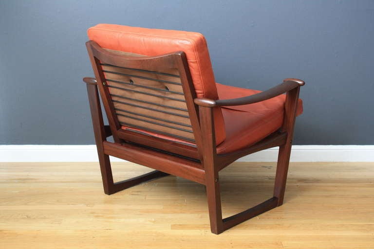 Danish Modern Lounge Chair by Finn Juhl 5