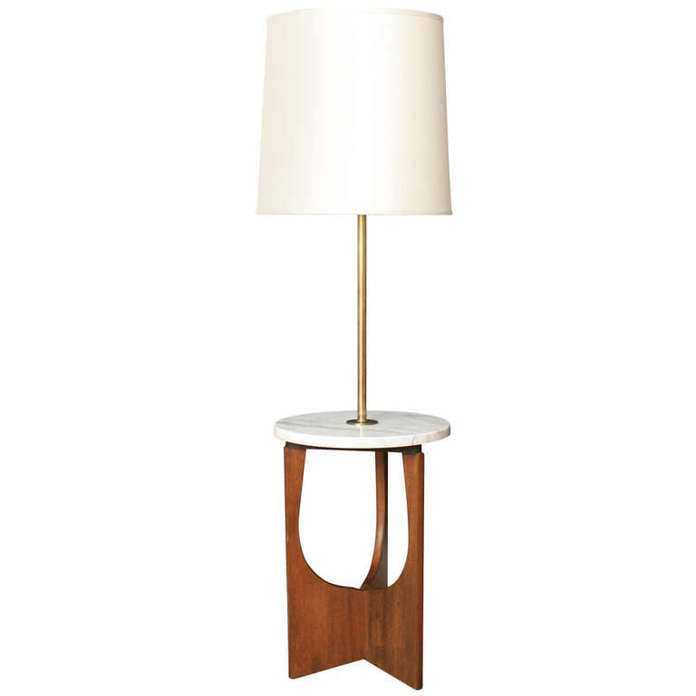 this vintage mid century floor lamp with table is no longer available. Black Bedroom Furniture Sets. Home Design Ideas