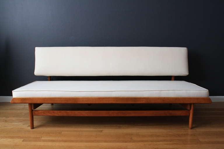 Scandinavian Modern Sofa Daybed At 1stdibs