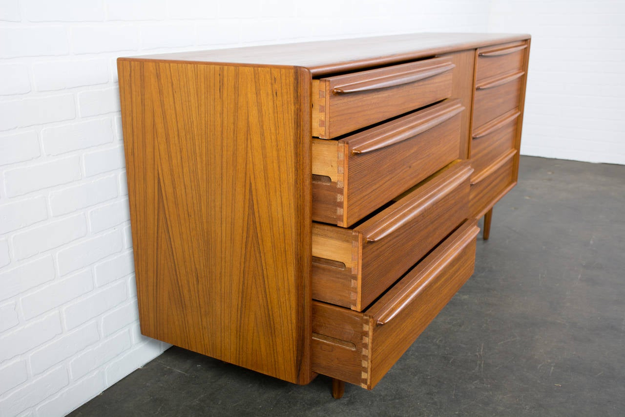 Danish Modern Dresser by Falster 4