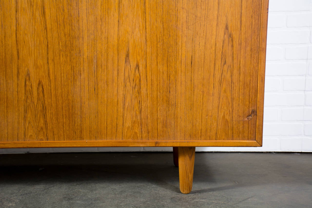 Danish Modern Dresser by Falster 10