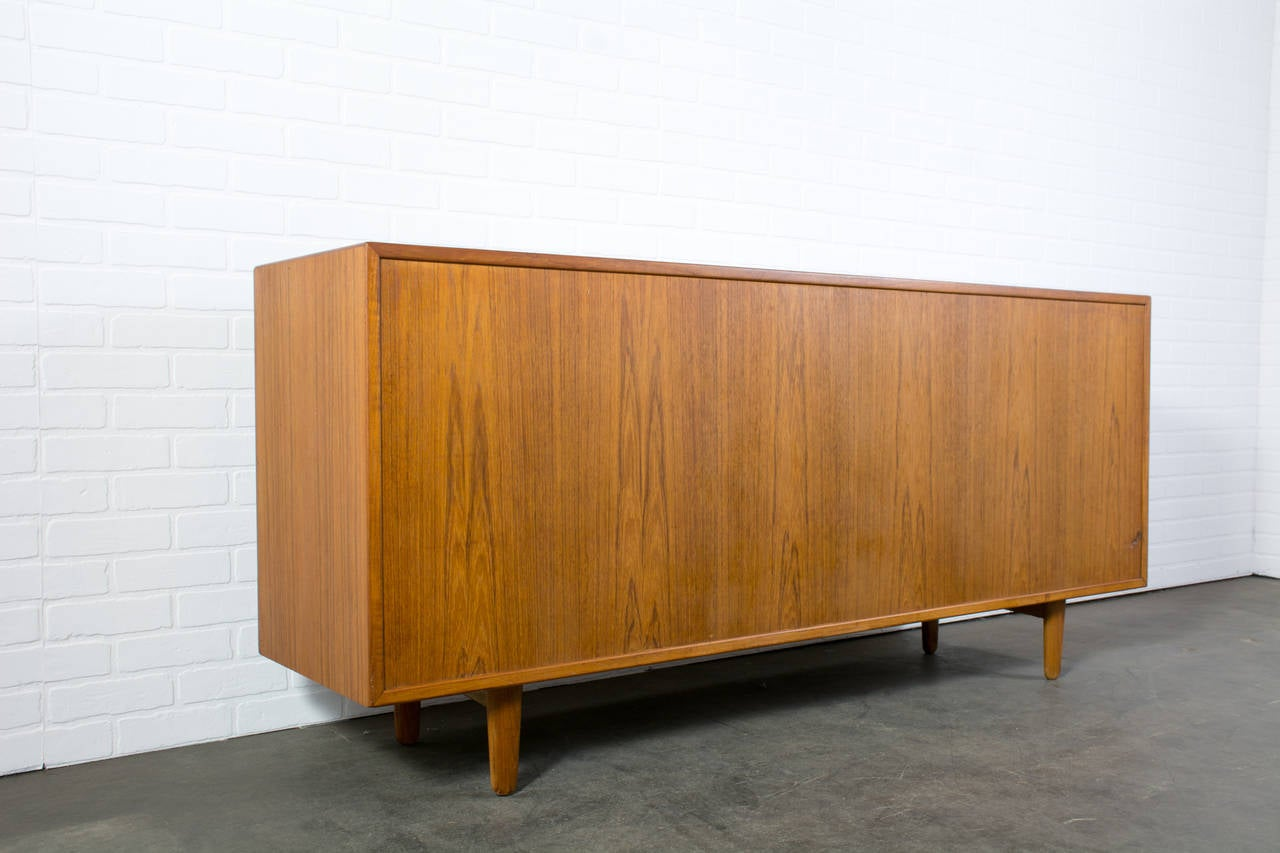 Danish Modern Dresser by Falster 9