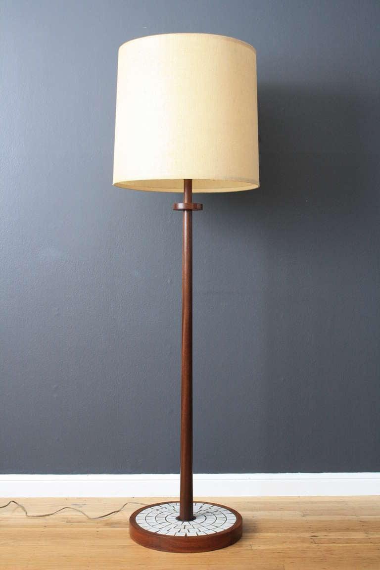 this vintage mid century martz floor lamp is no longer available. Black Bedroom Furniture Sets. Home Design Ideas
