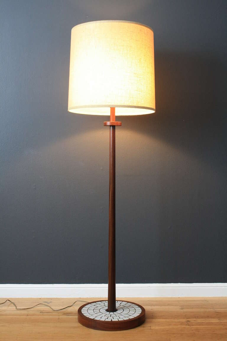 this vintage mid century martz floor lamp is no longer available. Black Bedroom Furniture Sets. Home Design Ideas